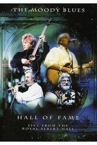 Cover The Moody Blues - Hall Of Fame - Live At The Royal Albert Hall [DVD]